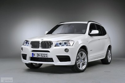 BMW X3 II (F25) Negocjuj ceny zAutoDealer24.pl