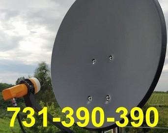 BOCHNIA Montaż Anten Satelitarnych oraz Naziemnych DVB-T Ustawianie Anten SerwisAnten24h