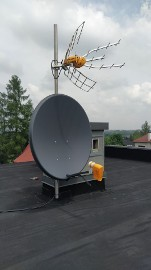 KONARY MONTAŻ SERWIS ANTEN SATELITARNYCH, DVB-T 24/7