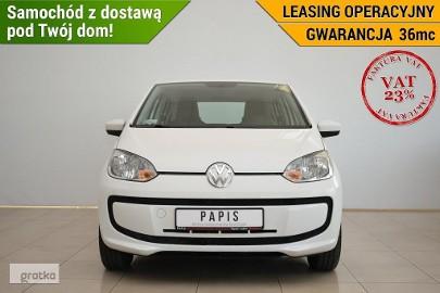 Volkswagen up! VAT23 SalonPL 1Wł ASO Klimatyzacja Radio El. Szyby PAPIS