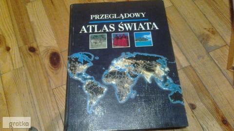 Przeglądowy atlas świata