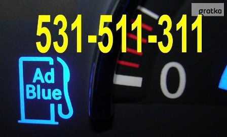 Renault Premium 450 DXI wyłączanie Adblue Łódź