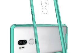 Etui Shockproof Case do LG G7 ThinQ zielony