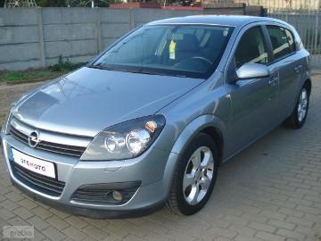 Opel Astra H Św.zarej 140 Tys.Klima,Alu Zadbany Bezwypadek