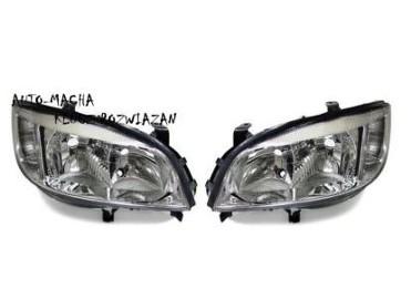 Opel Zafira A reflektor NOWY WYSYLKA