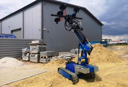 Manipulator robot podnośnikowy montażowy na gąsienicy BEFARD