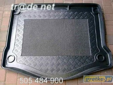 FORD FOCUS II FL HB od 2008 r. mata bagażnika - idealnie dopasowana do kształtu bagażnika, zestaw naprawczy Ford Focus-1