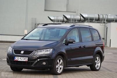 SEAT Alhambra II 2.0 TDI Style DSG, NAVI, ASO, 7os