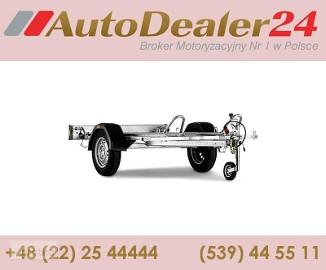 AutoDealer24.pl [NOWA FV Dowóz CAŁA EUROPA 7/24/365] 206 x 105 cm Brenderup MC 1