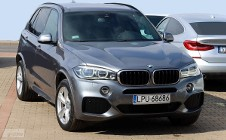 BMW X5 F15 3,0d M-Pakiet Krajowa 1 ręka Komforty Full Led F1