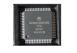 MC68HC908AZ60 2j74y procesor audi mercedes motorol