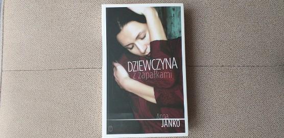 Dziewczyna z zapalkami książka