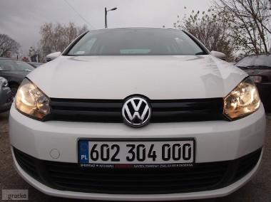 Volkswagen Golf VI 1.4 BENZYNA ! 84 KM ! KLIMATYZACJA ! EW.ZAMIENIĘ !-1