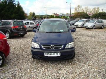 Opel Zafira A 7 osobowa