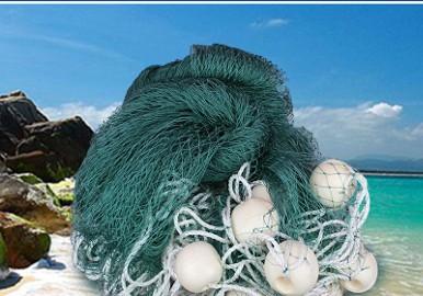 sieć siatka rybacka na ryby