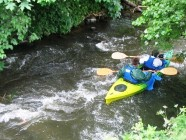 Pole namiotowe nad rzeką Wel * Spływy kajakowe * Agroturystyka * Pokoje