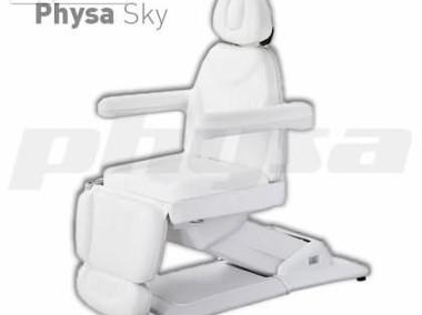 Elektryczny fotel kosmetyczny łóżko do zabiegów-1