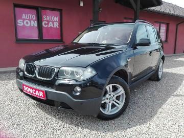 BMW X3 I (E83) 2,0 D 4X4 177KM SALON POLSKA