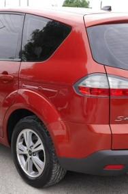 Ford S-MAX 2.0TDCi*140PS*OPŁACONY Bezwypadkowy Klima Navi Serwis GWARANCJA24-2