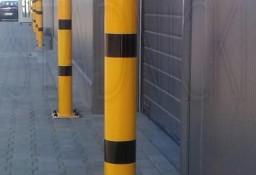 Ochrona bram wjazdowych, drzwi, maszyn, regałów, urządzeń, ścian