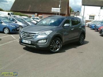 Hyundai Santa Fe III ZGUBILES MALY DUZY BRIEF LUBich BRAK WYROBIMY NOWE
