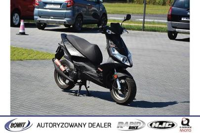 MBK Booster Ride Slash 2012r