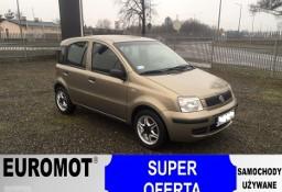 Fiat Panda II Salon Polska Klima Wspomaganie Benz+LPG