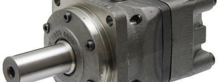 Silnik Sauer Danfoss OMV 800 151B 0264 wałek stożek-1