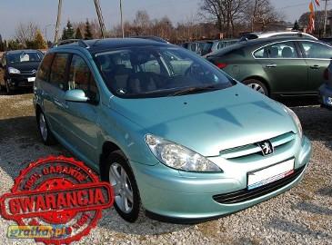 Peugeot 307 I 2.0 Premium