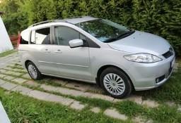 Mazda 5 I GAZ/BEZWYP/KLIMA/ALU-FELGI 17/OR.LAK/165TKM/IDEAŁ