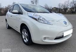 Nissan Leaf 30 kwh, bezwypadkowy, pompa ciepła, NAVI