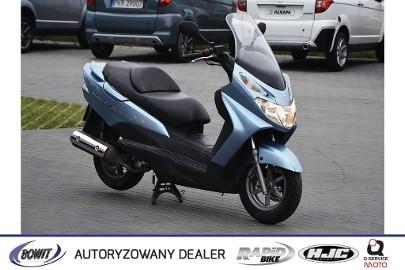 Suzuki Burgman 125 cm3 2006r