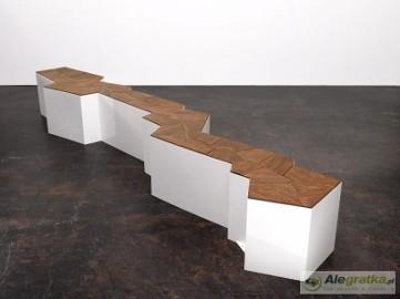 Producent siedzisk i ławek na zamówienie Carbon C14 . Nowoczesne siedziska na zamówienie.