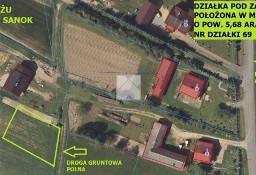 Działka budowlana Morochów