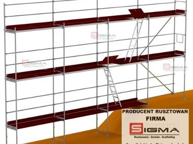 Rusztowanie Elewacyjne 416m2 już od 17799 zł netto Każdy Typ Producent-1