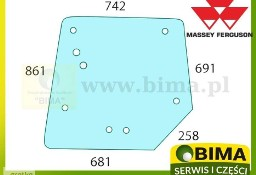 Szyba tylna BIMA5732 MF Massey Ferguson 7615,7616,7618,7619,7620,7622,
