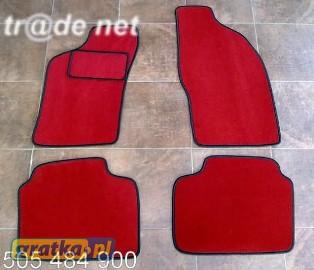 Lancia Delta / Dedra 1993-1999 najwyższej jakości dywaniki samochodowe z grubego weluru z gumą od spodu, dedykowane Lancia Delta