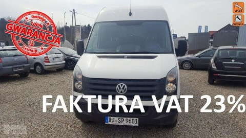 Volkswagen Crafter 50 2.0TDi 163PS 146tkm 5000DMC