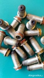 Kupię zużyte elektrody (katody) srebrne, kjellberg, hypertherm i inne