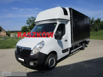 Renault Master master movano 2.3 170 km 8 paletowy plandeka winda 8,9,10 ep