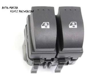 Renault panel sterowania szyb elektrycznych 2 PRZYCISKI lewy NOWY WYSY