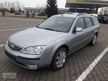 Ford Mondeo III-1
