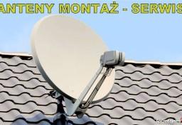 Montaż Serwis Instalacja Ustawianie Naprawa Anten Satelitarnych/DVB-t Daleszyce najtaniej