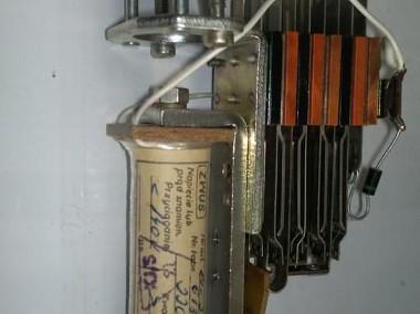 Przekaźnik elektromagnetyczny typu RL-2 ; 220V ; ZWUS rl-25003-2