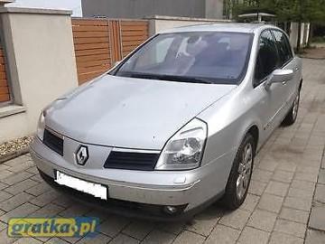 Renault Vel Satis ZGUBILES MALY DUZY BRIEF LUBich BRAK WYROBIMY NOWE