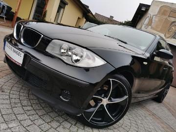 BMW SERIA 1 SUPER STAN ! BEZWYPADKOWY ! SPRAWDŹ JAKI