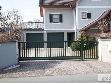 Bramy przesuwne, bramy garażowe, ogrodzenia - Kraków, małopolska-1