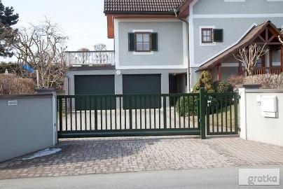 Bramy przesuwne, bramy garażowe, ogrodzenia - Kraków, małopolska