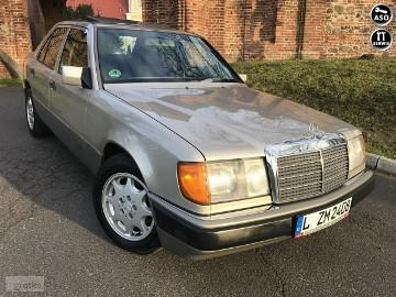 Mercedes-Benz W124 Mercedes W124 2,3 Benzyna Stan TOP Serwisowany w ASO Opłacony