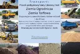 Piasek , Piasek siany/płukany, Ziemia Ogrodowa- Łódź Zgierz